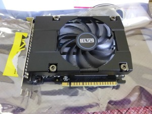 ELSA Geforce GTX 750 S.A.C 本体