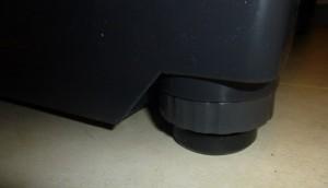洗濯機NA-VX8600足元