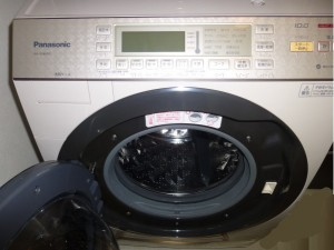 洗濯機NA-VX8600L中